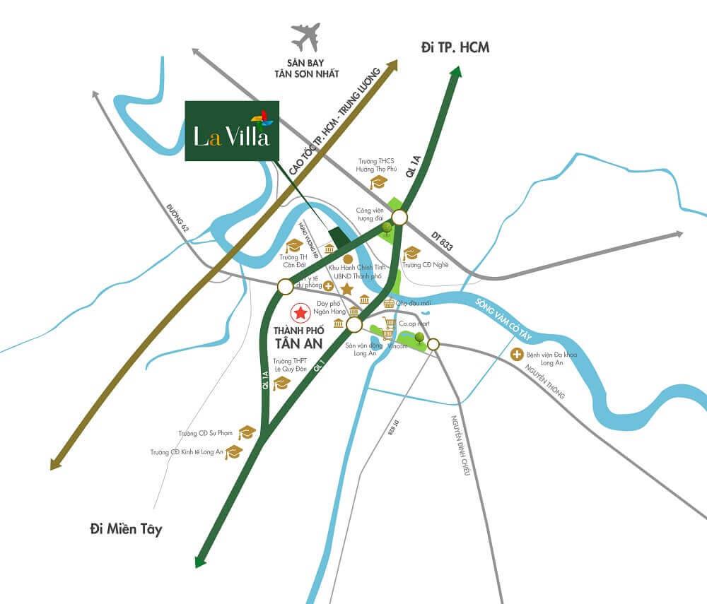 so-do-vi-tri-lavilla-green-city-tan-an