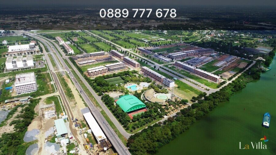 Lavilla Green City Tân An